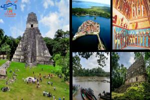 Tours a Tikal desde Chiapas