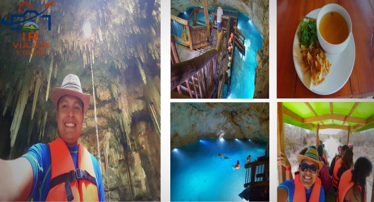 Tour Cenotes con Transportacion desde Merida