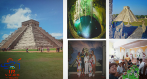Tour a Chichén Itzá con transporte desde Mérida