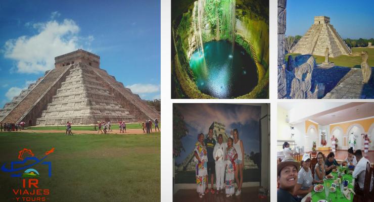 Tour a Chichen Itza con transporte desde Mérida