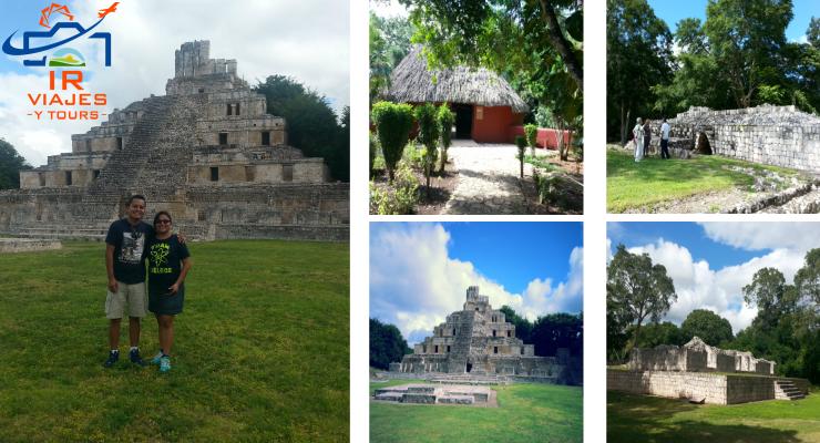 Tour a Edzna Campeche