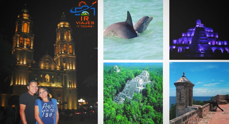 Tours por Campeche