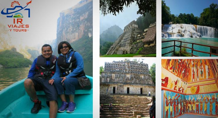 Viajes a Chiapas Naturaleza y Arqueología 4 días