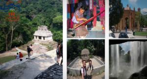 Viaje a Chiapas Paquete Naturaleza y Folklore 4 días