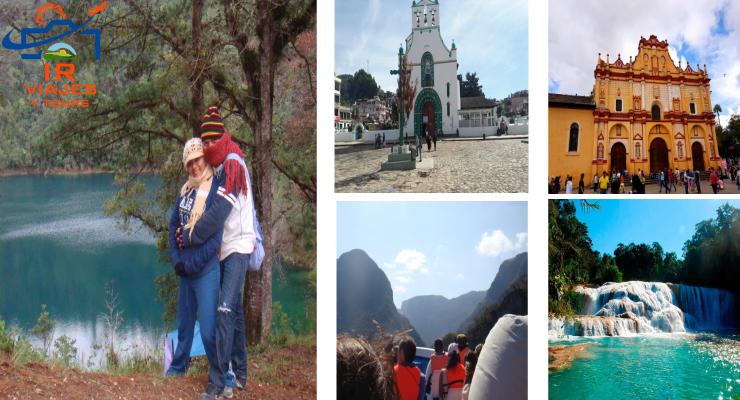 Viajes a Chiapas Paquete Chiapas Mágico 5 días