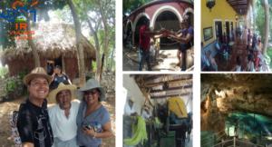 Hacienda Sotuta de Peon con Cenote