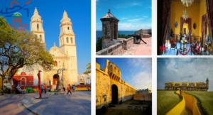 Tour Ciudad Amurallada de Campeche