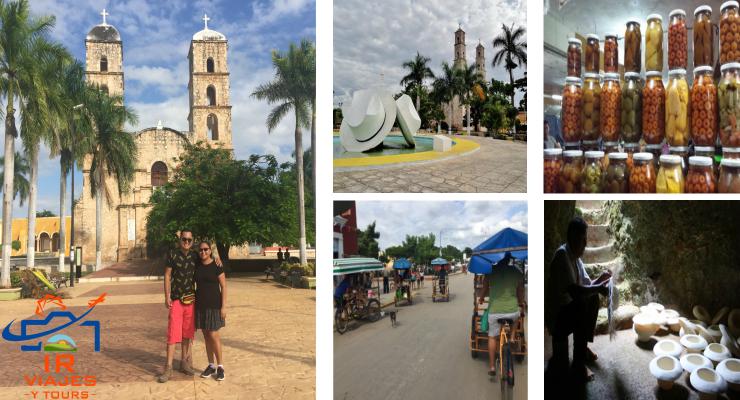 Tour Turistico Pueblos de Campeche