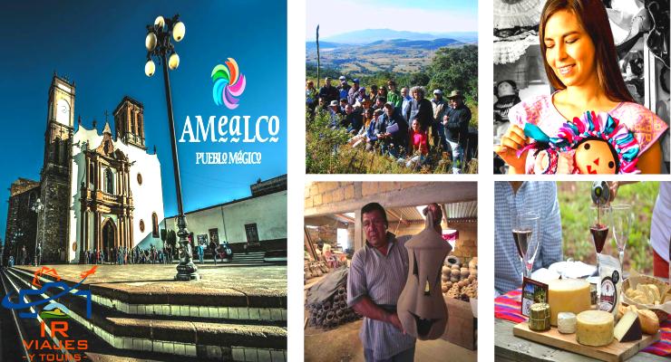 Tour Amealco Pueblo Magico Zona Indigena San Ildefonso
