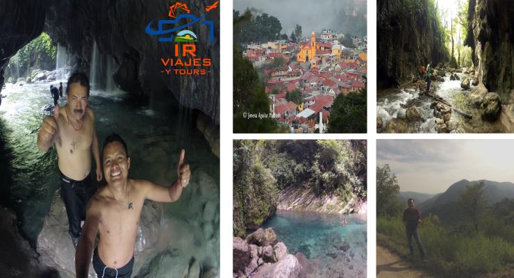 Tour Rio Escanela Pinal de Amoles desde Queretaro
