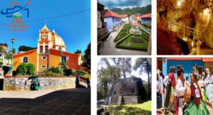 Tour San Joaquín Pueblo Mágico Grutas y Ruinas