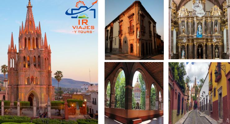Tour a San Miguel de Allende desde Queretaro
