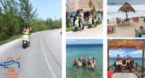 Tours en Moto en Cozumel con Guía