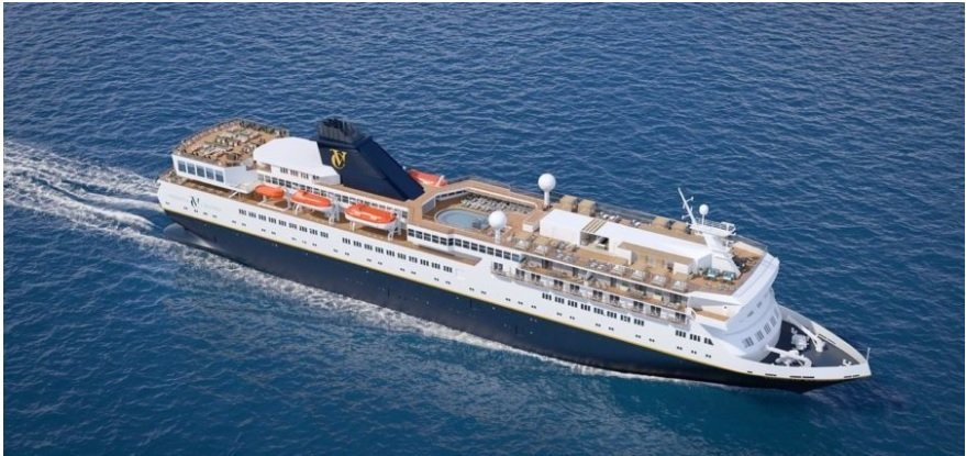 Lanzan Primer Crucero de Lujo MEXICANO