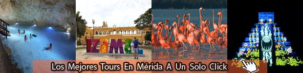Los Mejores Tours en Mérida