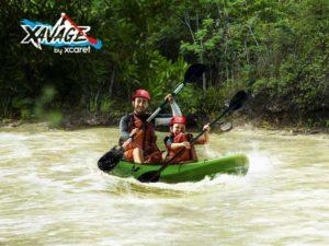 actividades xavage cocodrile aventura en kayak
