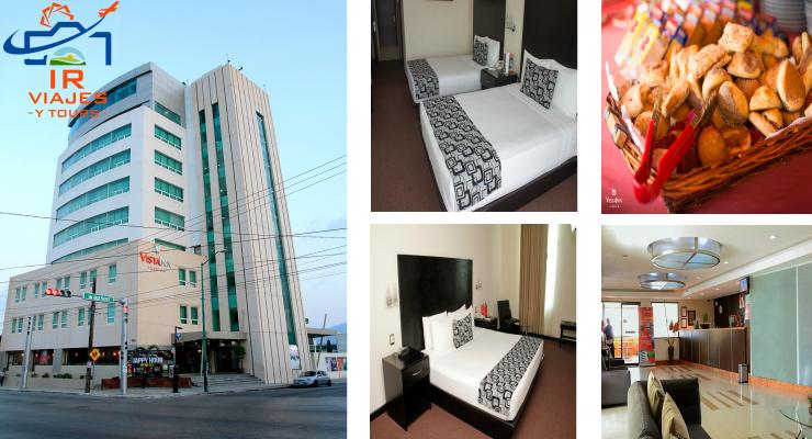 Hotel Vista Inn Premium Tuxtla Guierrez Chiapas