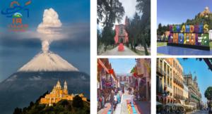 Tour Cholula Pueblo Mágico y Puebla desde Ciudad de México