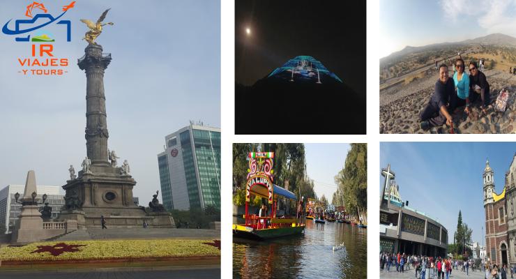 mejores tours en ciudad de mexico