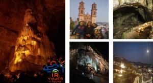 Tour Grutas de Cacahuamilpa y Taxco desde CDMX