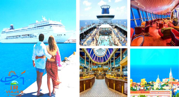 Pullmantur Cruceros Caribe Antillas y Caribe Sur