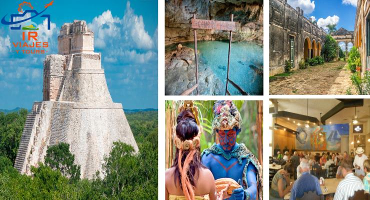 Tour Uxmal Cenote Hda Yaxcopoil Museo Chocolate Merida