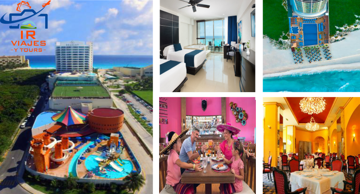 Seadust Cancun Family Resort Hotel Todo Incluido en Cancun