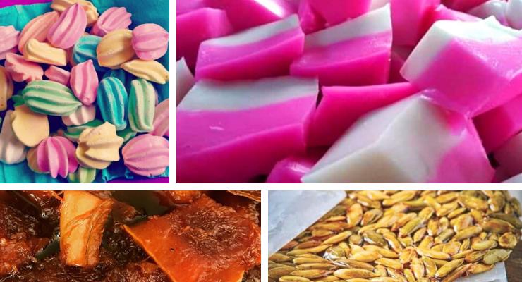 Los mejores dulces y postres yucatecos