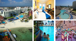 Aquamarina Beach Hotel Cancun Todo Incluido