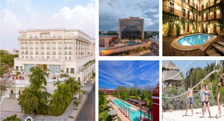 Hoteles Mérida Centro y Alrededores Yucatán