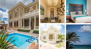 Tecnohotel Casa Villamar Mejor Hotel Puerto Progreso Yucatán
