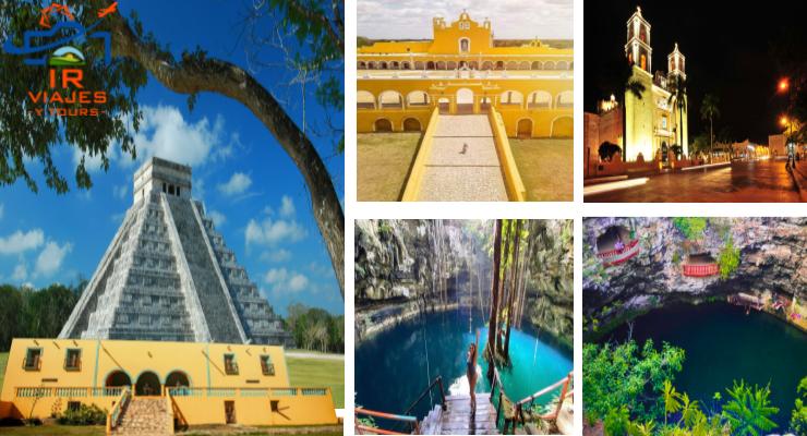 Tour-Chichen-Itza-Pueblos-Magicos-Hacienda-Mas-Cenote